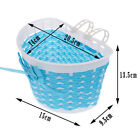 Girls Bicycle Bowknot Shopping Front Basket Childs/Childrens/Kids Bike/Cycle