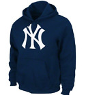 Majestic New York Yankees Baseball Sweatshirt New Mens Sizes on Ebay