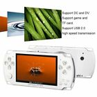 4GB Portable 4.3'' PSP Handheld Game Console 100 Free Games Built-In Camera MY