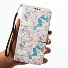 For Huawei P Smart+ (nova 3i) phone case PU leather Skeleton wallet strap stand
