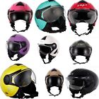 Vega Verve Girls Helmets Open Face Bike Motorcycle Helmet Multi Choice Size M