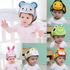 Внешний вид - Infant Baby Toddler Safety Head Protection Helmet Kids Hat For Walking Crawling