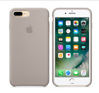 Genuine Ultra-thin Silicone Cover Phone Case For iphone X 6s 7 8 plus