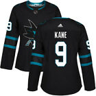 NEW - Hockey Jersey - SAN JOSE SHARKS, #9, Evander Kane $99.00 USD on eBay