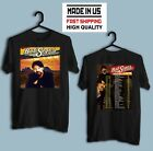 Bob Seger Concert Tour Dates 2019 T-Shirt Black Size S - 4XL image