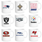 NFL Personalized Coffee Mug 11oz cup ALL TEAMS yeti cup colster on eBay