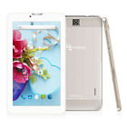"7"" 3G Smart Phone Android 6.0 Wi-Fi Tablet PC 8GB Quad Core With 2 SIM Card Slot"