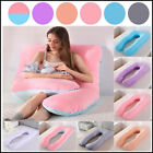 Large Anti-Static Pregnancy Pillow-Full Body Pillow for Maternity&Pregnant Women image