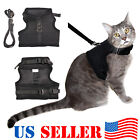 Cat Harness Vest with Leash with Double Strap - Escape Proof