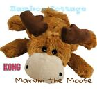 Kong Cozie Dog Toy small medium extra large Marvin Moose