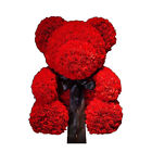 Rose Bear Soap Flowers Wedding Decoration Valentine's Day Cute Cartoon Gifts US