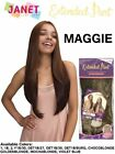 Внешний вид - Janet Collection Swiss Lace  Extended Part Deep Wig  - MAGGIE