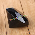 9 Colors Glass Crystal Diamond Shapeaperweights Facet Jewel Wedding 30mm