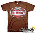 Official Gas Monkey Garage Since 2004 GMG Fast n Loud T-Shirt