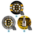 Boston Bruins Round Fabric Mouse Pad Mat Mice Mousepad $3.99 USD on eBay