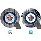 Winnipeg Jets Round Fabric Mouse Pad Mat Mice Mousepad $3.99 USD on eBay