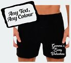 PERSONALISED MENs BOXERS SHORTS GIFT HUSBAND VALENTINES BOYFRIEND BOXERS SEXY