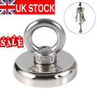 10-200kg Salvage Strong Recovery Magnet Neodymium Hook Treasure Hunting Fishing