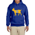 Buffalo Sabres Dominik Hasek Goat Hooded sweatshirt $28.99 USD on eBay