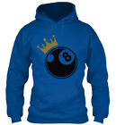 8 Ball S 1 - Gildan Hoodie Sweatshirt $27.99 USD on eBay