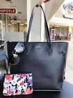LODIS 100% genuine pebble grain leather Bliss Leather Tote With Wristlet ***** image