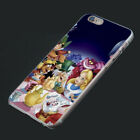 alice in wonderland Hard Phone Case Cover For iPhone 5 6 7 8 Plus X XS max XR