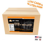 2.5lb Pure Bulk Whey Protein Isolate Direct From Manufacturer - 4 Flavors $26.5 USD on eBay