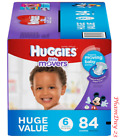Huggies Little Movers Diaper Size 3, 4, 5, 6 NEW IN BOX FREE SHIPPING NO TAX
