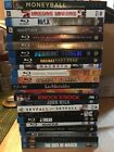 Assorted Blu-ray DVD Movies Mad Max John Wick Moneyball and more! (I-M) $7.99 CAD on eBay