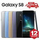 ☀️samsung Galaxy S8 64gb Android Unlocked Mobile Phone Varies Colors Grade A+++