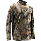 Nomad Cooling 1/4 Zip Longsleeve T-Shirt, Mossy Oak Break Up Country – all sizes