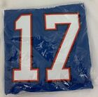New Josh Allen #17 Buffalo Bills Onfield Vapor Mens Jersey Blue - FREE S