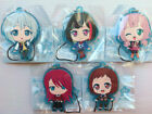 BanG Dream Girls Band Party Afterglow Rubber Strap Vol.2 Winter Collection Ran