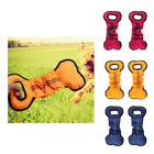 2Pcs Dog Toy for Aggressive Chewers Dog Interactive Pull Chew Toy Bone Type Tug