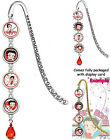 BETTY BOOP Bookmark With Pendant Book Mark Love Heart Pudgy Dog Sassy Sexy Kiss $5.76 USD on eBay