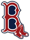 "Boston Red Sox MLB Baseball Car Bumper Sticker Decal ""SIZES"" ID:5 on Ebay"