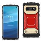 Samsung Galaxy S10 / S10 Plus / S10e Heavy Duty Armor Case with Metal Back Cover