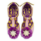 Внешний вид - Disney Store Rapunzel Costume Shoes Tangled The Series NEW