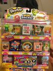 Shopkins Shopper Pack 8 Mini Grocery Barbie Sized Food Packages Series 10