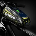 WILD MAN Bicycle Bag Waterproof Bike Top Frame Tube Bag Cycling Accessories UB