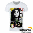 Official Bob Marley 56 Hope Road Rasta Reggae Jamaica T-Shirt
