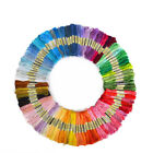 Needles Sewing Skeins Embroidery Thread Floss Cotton Cross Stitch Multi-Color