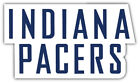 "Indiana Pacers  NBA Basketball Car Bumper Sticker Decal ""SIZES"" ID:3 on eBay"
