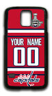 2018 Champions Washington Capitals Custom Name/Number Samsung Phone Case 160607 $12.99 USD on eBay