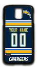 NFL Los Angeles Chargers Personalized Name/Number Samsung Phone Case151606 $12.99 USD on eBay