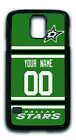 NHL Dallas Stars Personalized Name/Number Samsung Phone Case 162905 $12.99 USD on eBay