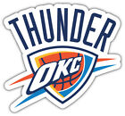"Oklahoma City Thunder  NBA Basketball Car Bumper Sticker Decal ""SIZES"" ID:5 on eBay"