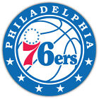 "Philadelphia 76ers  NBA Basketball Car Bumper Sticker Decal ""SIZES"" ID:7 on eBay"