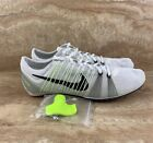 Nike Zoom Victory 2 Men's Track Cleat Spikes Shoes White $35.99 USD on eBay