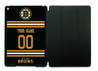 NHL Boston Bruins Personalized Name/Number iPad/iPad Mini Case 162509 $21.99 USD on eBay